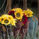 130x130 sq 1416890486314 bride anne red sunflower2