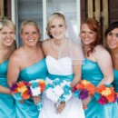 130x130 sq 1416890625149 bride angie f bridesmaids