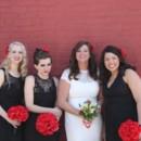 130x130 sq 1416890653808 bride raihanne indiana red rose ap5 2014 3