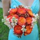130x130 sq 1355422392129 bridesmaidbouquetorange