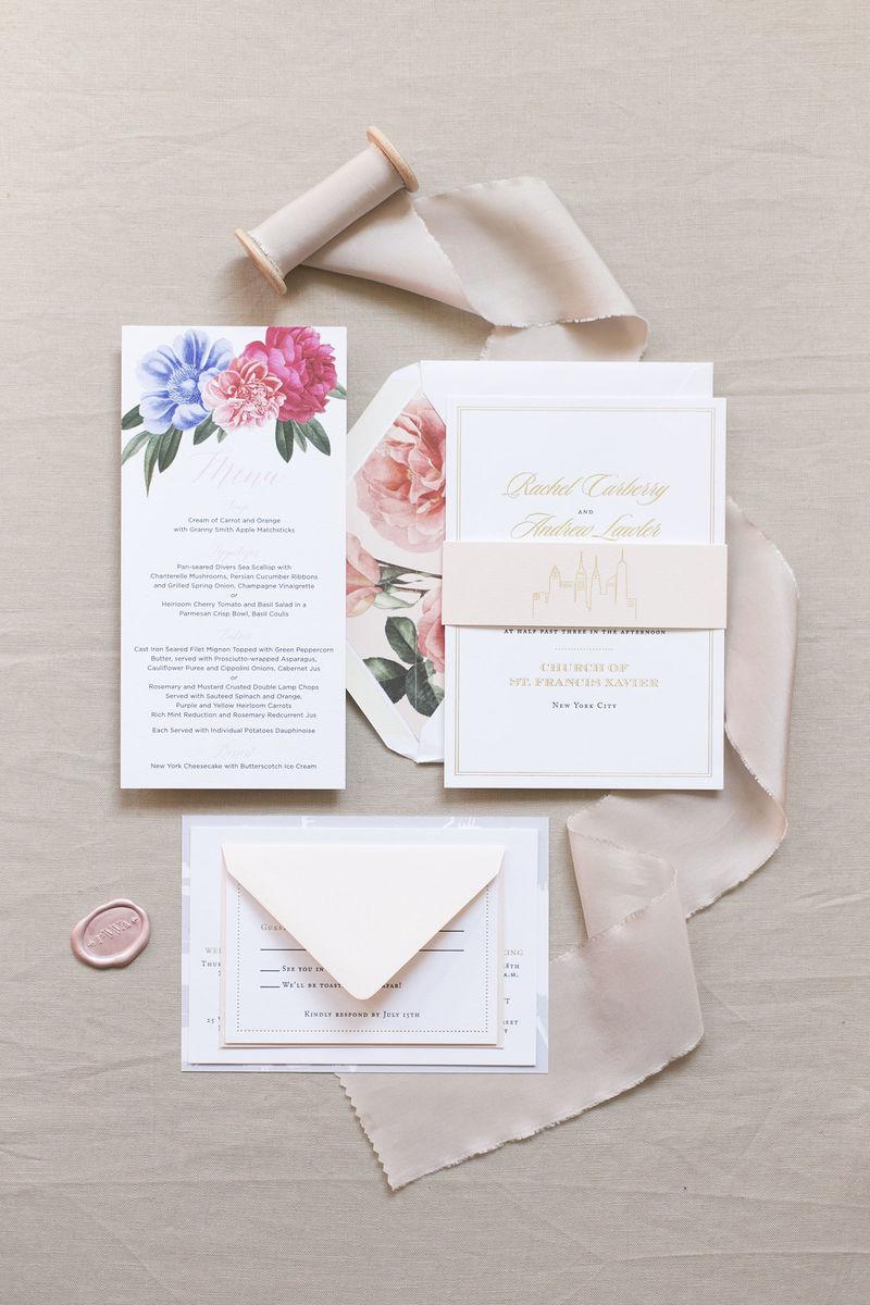 Fourteen-Forty - Invitations - New York, NY - WeddingWire