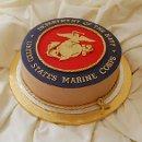 130x130 sq 1355662673858 marinesgroomscake