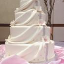 130x130 sq 1374147111524 pink and rhinestone cake web