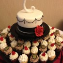 130x130 sq 1389032260846 cupcake wedding rose