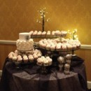 130x130 sq 1389032264267 cupcake wedding snowflake