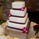 130x130 sq 1389032268733 square pleated wedding cak
