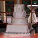 130x130 sq 1421252004326 pumpkin wedding cake and lace