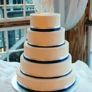 130x130 sq 1421252027030 ribbon cake