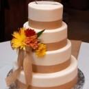 130x130 sq 1421252030962 rustic wedding cake 1