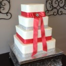 130x130 sq 1424384758842 coral wedding cake