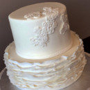 130x130 sq 1442753749877 ruffled wedding cake