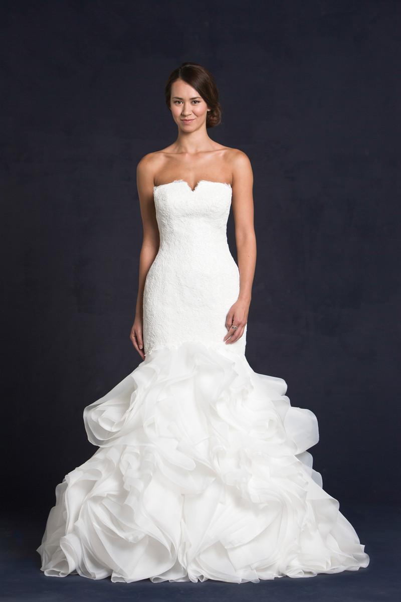 Ruffles wedding dress photos ruffles wedding dress for Wedding dress rental philadelphia