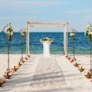 130x130 sq 1360607303319 weddingbeach2156