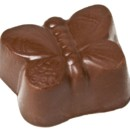 Milk Chocolate Butterfly Truffle