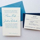 130x130 sq 1470762031 2a69bb12d0115063 paperfinger invitation blueengraving set