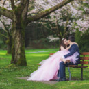 130x130 sq 1428224146821 sim wedding fiona kevin stanley park cherry blosso