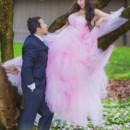 130x130 sq 1428224159317 sim wedding fiona kevin stanley park cherry blosso
