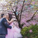 130x130 sq 1428224166074 sim wedding fiona kevin stanley park cherry blosso