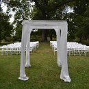 130x130 sq 1356033530711 whiteweddingchairrentalcincinnati