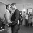 130x130 sq 1434563817370 gay wedding bw 3