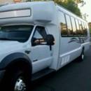 130x130 sq 1381839106106 white limo bus 20130928 630x207
