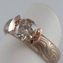 130x130 sq 1374698649937 diamond engagement june 13