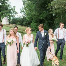 220x220 sq 1473353149736 lovely sage and lavender rural hill wedding by des
