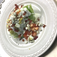 220x220 sq 1504219082508 wedge salad
