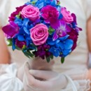 130x130 sq 1366245276718 blueandpurpleweddingflower2