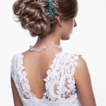 220x220 sq 1479184813038 en vogue bridal hair 35