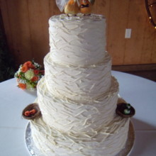 220x220 sq 1451852286827 elleryasti bird wedding cake.jpg internet