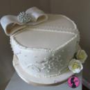 130x130 sq 1449105581607 long island birthday cakes elegant lace handpainte