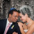 130x130 sq 1397917818332 hannakuh themed wedding couple portraits 004