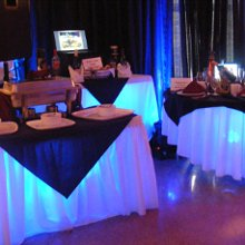 220x220 sq 1357793519268 bridalshowboothuplighting2