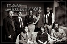 St. Clair and Eclectic Soul photo