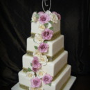 130x130 sq 1415810025725 0donney and kelsey wedding cake