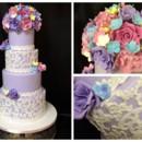 130x130 sq 1415811394842 0lace wedding cake