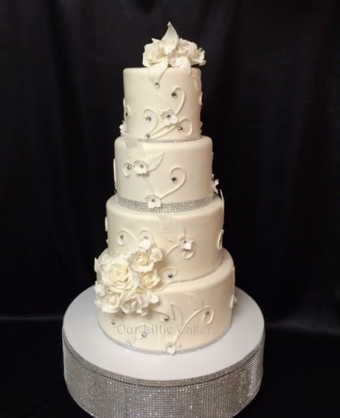 Wedding Invitations Fresno Ca: Fresno, CA Wedding Cake