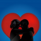 220x220 1367035229834 11842211 silhouette love couples with heart vector