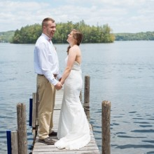 220x220 sq 1432239248708 new hampshire wedding  spofford lake wedding  step