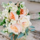 130x130 sq 1403546573208 blush and peach wedding bouquet 600x439