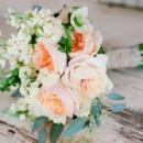 130x130 sq 1403546573208 blush and peach wedding bouquet 600x439