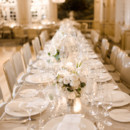 130x130 sq 1487797091206 gold silver and white reception table