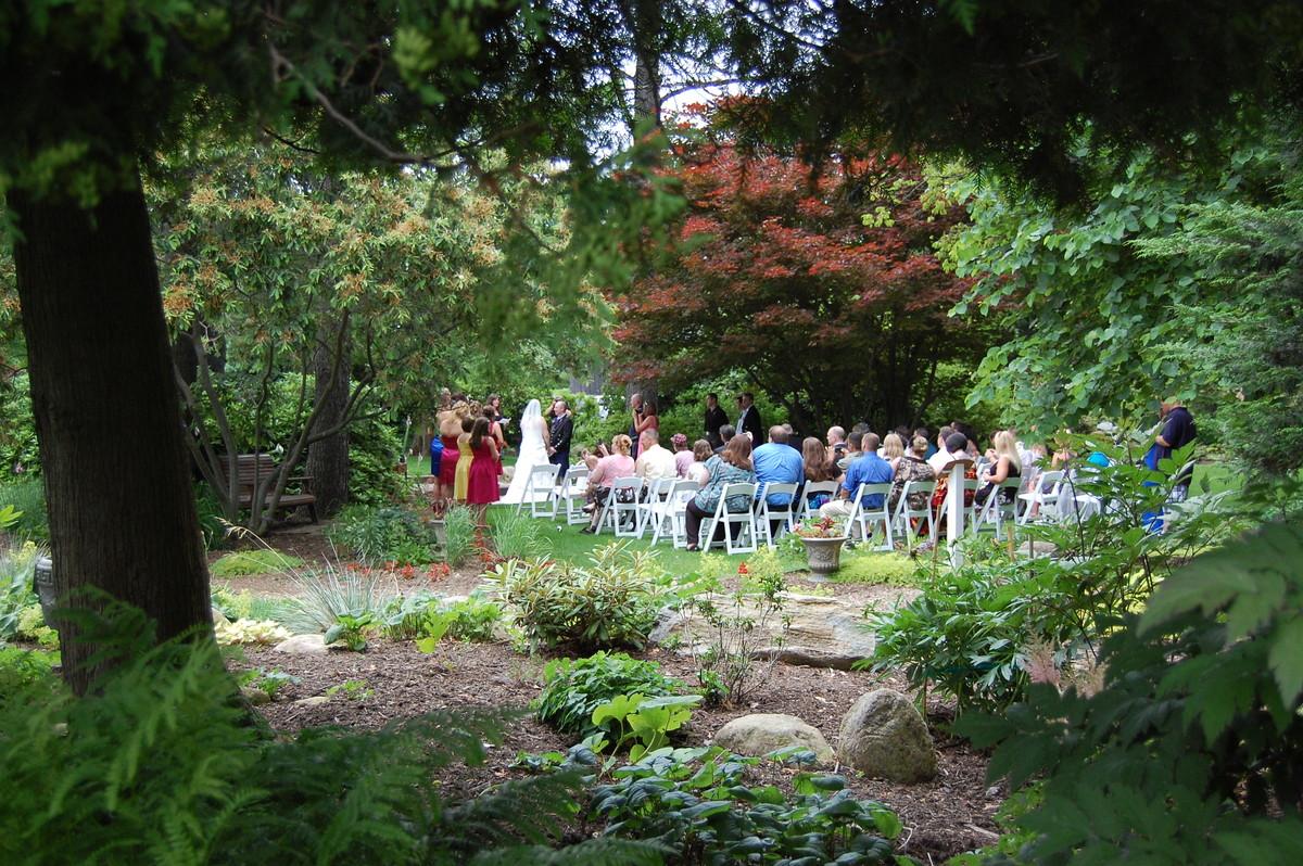 Goodell Gardens Amp Homestead Venue Edinboro Pa