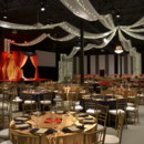 130x130 sq 1457820861321 indian reception with star shape drape