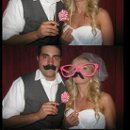 You choose your message and colors to personalize photo strips for your special occasion. Fun props included to jazz up your photos! Sit back and relax while we take care of the photo booth!