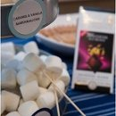 How about a Smores Bar for your event! Our chocolates are the perfect accompaniment to Graham Crackers and Marshmallows! Pick a flavor or multiple flavors and let everyone have fun!