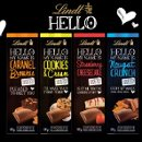 Our new Hello Chocolate Bars! Perfect for the Reception area! They are available in Caramel Brownie, Cookies & Cream, Strawberry Cheesecake, and Nougat Crunch!