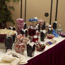 Example of a Lindor Truffle Candy Bar! Mix your flavors, match your colors! Entertain with Lindt and Lindor Truffles!