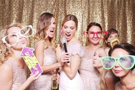 HotShots Photo Booth Rental